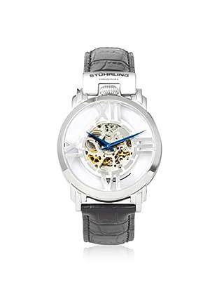 Stuhrling Men's 276.33152 Classic Winchester Black/Silver Watch