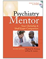 Psychiatry Mentor: Your Clerkship & Shelf Exam Companion (Davis's Mentor)