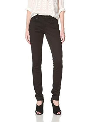 Mavi Women's Alexa Super Skinny Jean (Black Nolita)