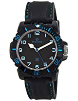 Maxima Hybrid Analog Black Dial Men's Watch - 29723PPGW