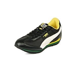 Puma Men's Speeder Tetron II Black Multisport Training Shoes - 10UK/India (44.5EU)