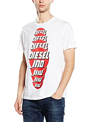 Diesel Camiseta Manga Corta