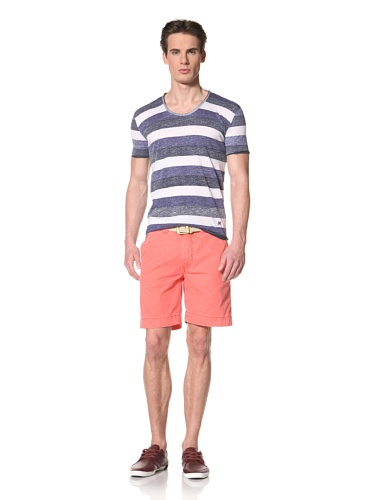 Antony Morato Men's Chino Shorts (Orange)