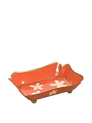 Jayes Key Largo Red Trinket Tray