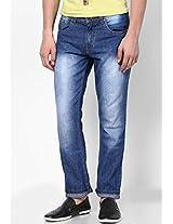 Blue Slim Fit Jeans Newport