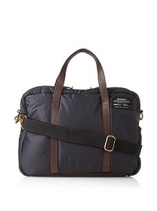 ECOALF Men's London Organizer Bag (Black)