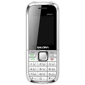 Salora SM204 (White & Silver)