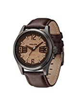 Police Analog Brown Dial Men's Watch - PL13453JSU61J