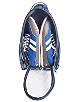 """BagsRus - Shoe Bags - Polyester Shoe Bag - Travel 4"""" Length - Nevy Blue Color"""