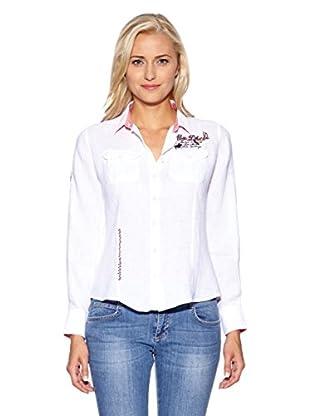 Galvanni Camisa Nesy (Blanco)