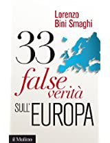 33 false verità sull'Europa (Contemporanea)