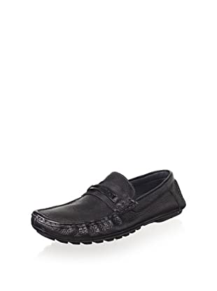 Calvin Klein Men's Derek Loafer (Black)