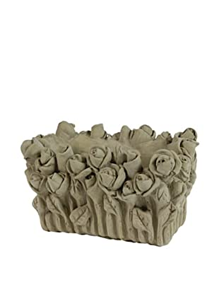 A&B Home Rosa Collection Roses Planter