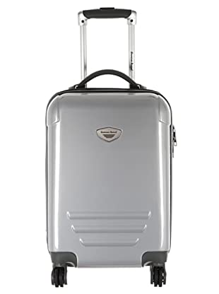 American Revival Trolley 4 Rollen Colors 70x48x29 cm (Silber)