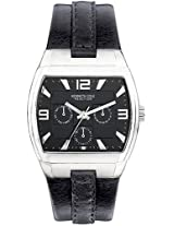 Kenneth Cole Chronograph Black Dial Men's Watch IKC1333