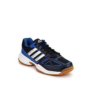 Cross Court Navy Blue Indoor Sports