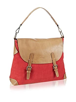 Candice Cooper Schultertasche (Rot)