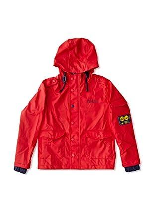 National Geographic Abrigo Juni (Rojo)