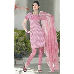 Crepe dress material elegant designer unstitched salwar suit d.no 5193