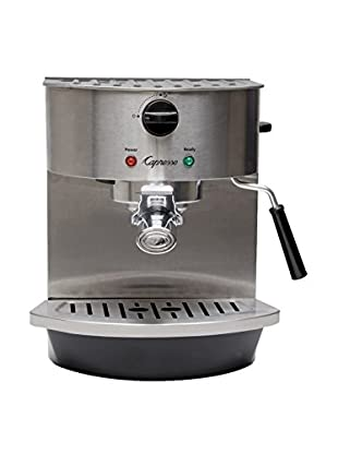 Capresso Stainless Steel Espresso Machine