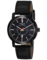 Daniel Klein Analog Black Dial Men's Watch - DK10829-4