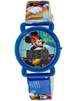 Marvel Comics Digital Multi-Colour Dial Children's Watch - DW100232