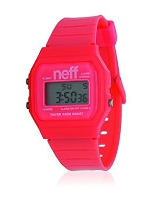 Neff Quarzuhr Flava pink 35  mm