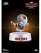 Egg Attack Iron Man 3 Mk Ii Magnetic Floating Ea 008 Sp Led Figure Electroplating Ver.