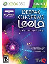 THQ Deepak Chopra's Leela (Xbox 360) for Xbox 360 for Age - All Ages (Catalog Category: Xbox 360 / Xbox Kinect)