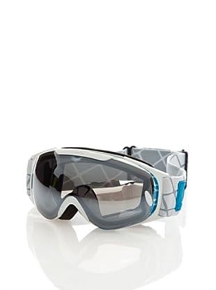 Uvex Máscara Gl9 Cx Recon (Blanco / Azul Cielo)