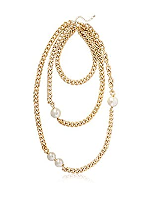 Jules Smith Triple Wrap Pearl Necklace