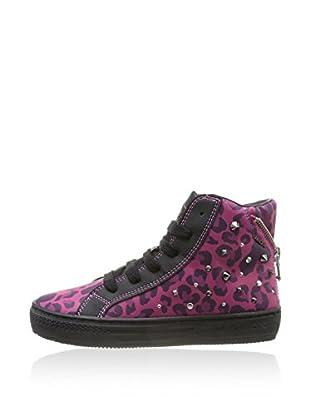 Geox Hightop Sneaker J Highrock Girl