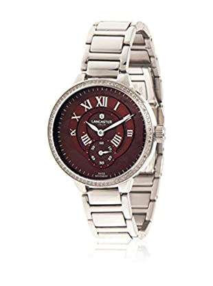 Lancaster Reloj con movimiento cuarzo suizo Woman Wo1P 36 mm