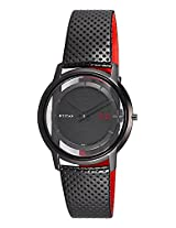 Titan Edge Analog Multi-color Dial Men's Watch - ND1577TL01A