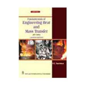 Fundamentals of Engineering Heat and Mass Transfer