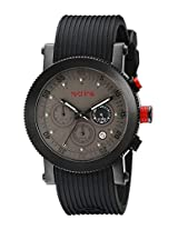 red line Men's RL-18101VD-014BK-BB Watch