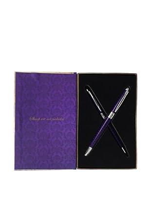 Ted Baker Set of 2 Purple Pens