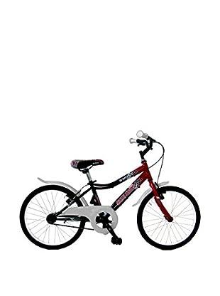 GIANNI BUGNO Bicicleta Steel Btt Negro / Rojo