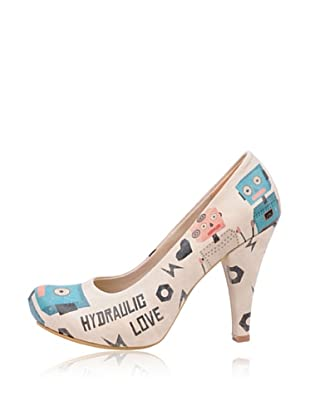 Dogo High Heel Hydraulic Love (Creme)