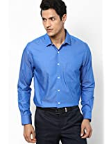 Light Blue Full Sleeve Formal Shirt
