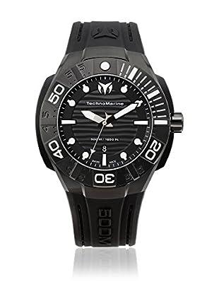 TechnoMarine Quarzuhr Man Black Reef 45 mm
