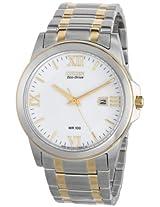 Citizen Mens BM7264-51A Eco-Drive Two-Tone Watch