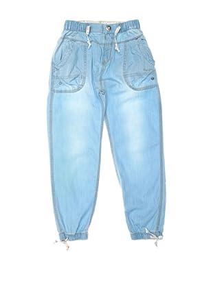 Pepe Jeans London Pantalón Brona (Azul Claro)