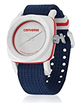 Converse Blue Plastic Analog Men Watch VR022 450