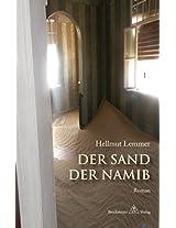 Der Sand der Namib.: Riman (German Edition)