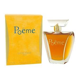 Poeme by Lancome Eau de Parfum for Women 3.4 fl oz (100 ml)