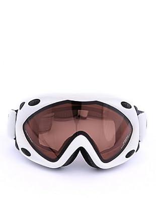 Carrera Máscaras de Esqui M00124 KIMERIK WHITE MAT LOGO 4L