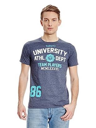 Varsity Team Players Camiseta Manga Corta University Athl.
