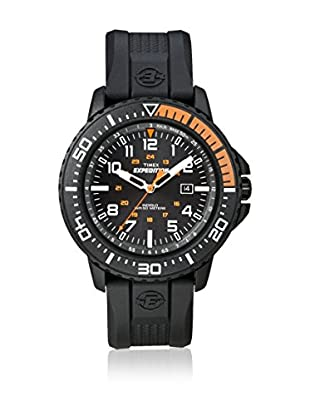 TIMEX Reloj de cuarzo Man Expedition Uplander Negro 44 mm