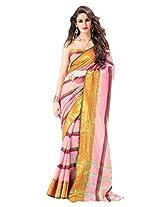 Exclusive cotton Ethnic Designer Wear Latest Bollywood Saree Sari Wedding Dress